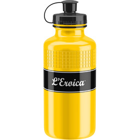 Elite Eroica Trinkflasche 500ml gelb